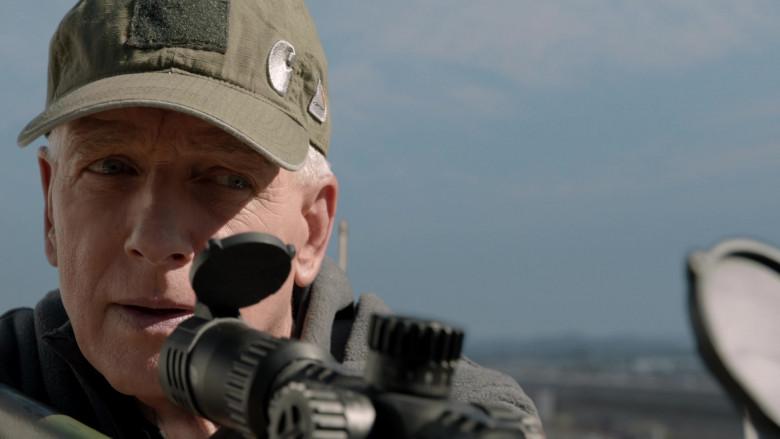 Carhartt Cap of Mark Harmon as Leroy Jethro Gibbs in NCIS S18E01 Sturgeon Season (2020)