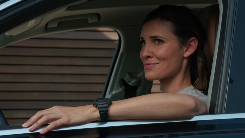Casio G-Shock Watch of Daniela Ruah as Kensi Blye in NCIS Los Angeles S12E01 (2)