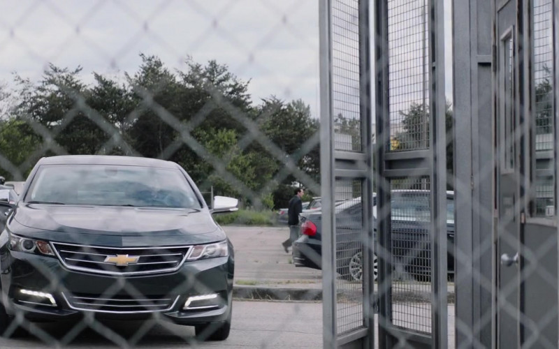 Chevrolet Impala Car in Boss Level (2020)