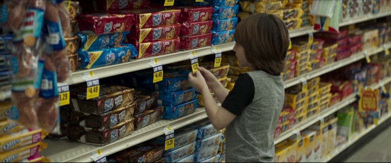Chips Ahoy! Cookies in Greenland (2020)