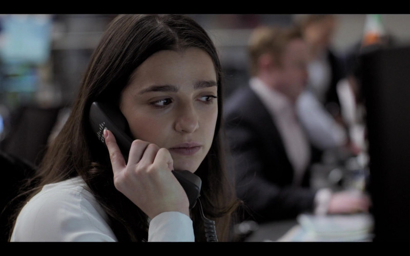 Cisco IP Phone Used by Marisa Abela as Yasmin in Industry S01E08 (2)