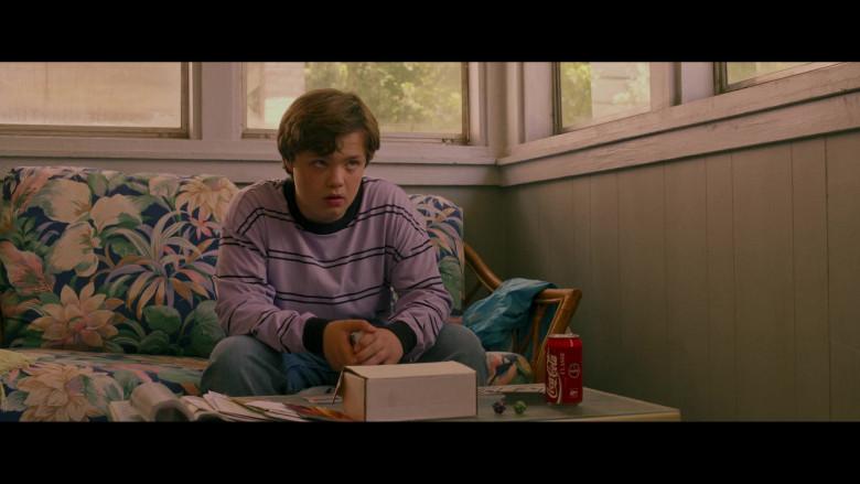 Coca-Cola Classic Soda of Owen Asztalos as Young J.D. Vance in Hillbilly Elegy (2020)