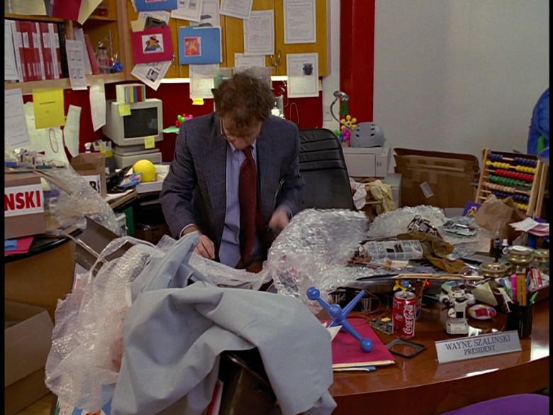 Coca-Cola Soda Can of Rick Moranis as Wayne Szalinski in Honey, We Shrunk Ourselves!