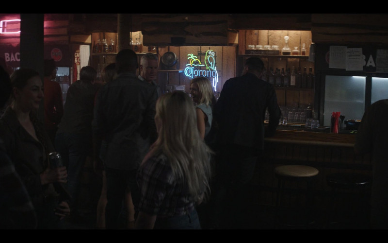 Corona Beer Sign in A Teacher (Episode #1.5, 2020)