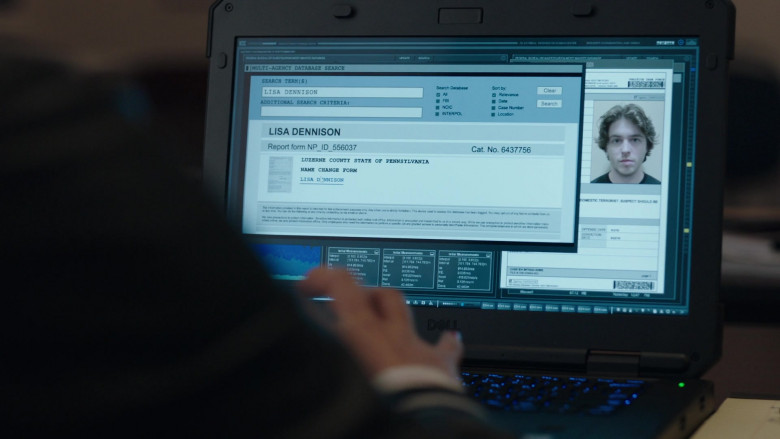 Dell Laptops in FBI Most Wanted S02E01 TV Show (2)