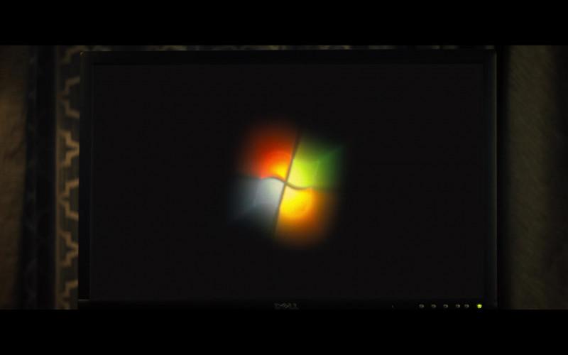 Dell Monitor and Microsoft Windows OS in Run (2020)