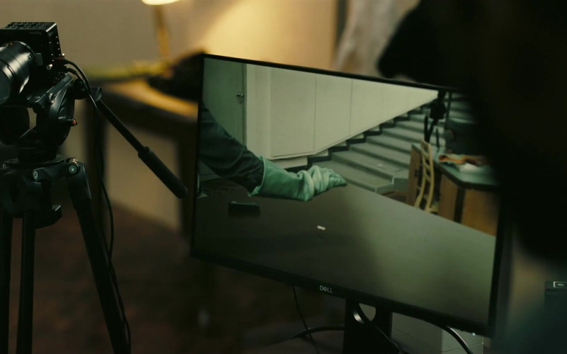 Dell Monitor in Tenet (2020)
