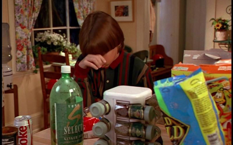 Diet Coke, Vons Select Drink, Rold Gold Pretzels in Honey, We Shrunk Ourselves!