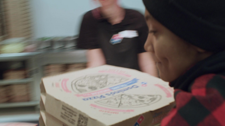 Domino's Pizza in We Are Who We Are S01E08 TV Show (2)