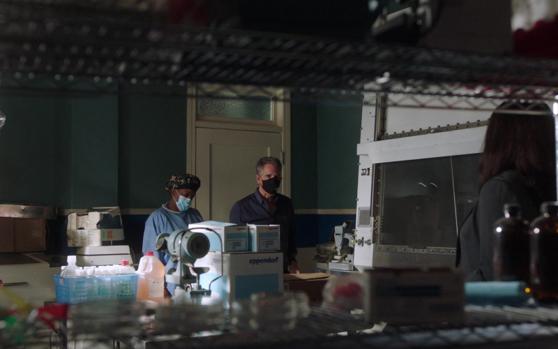 Eppendorf in NCIS New Orleans S07E03 One of Our Own (1)