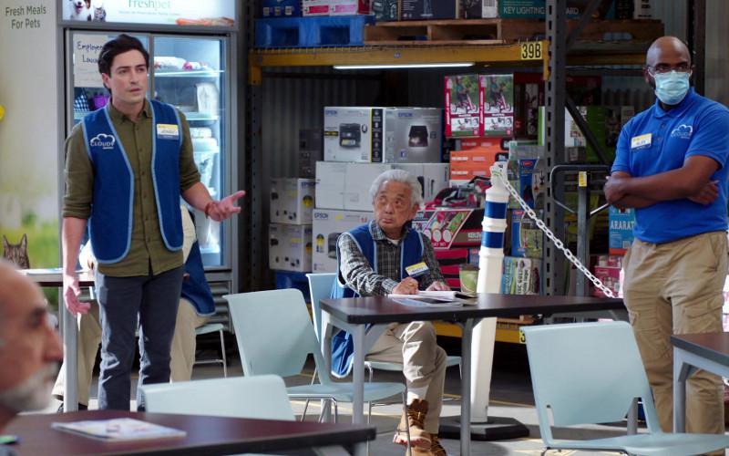 Epson Printers in Superstore S06E03 Floor Supervisor (2020)