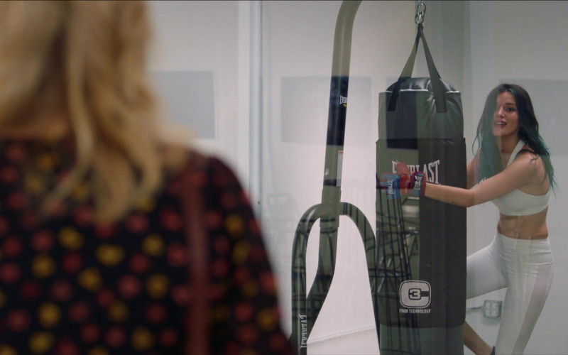 Everlast Punching Bag Used by Bella Thorne as Olivia in Chick Fight Movie (1)
