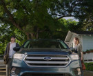 Ford Escape Car of Molly Parker as Beth in Words on Bathroom...