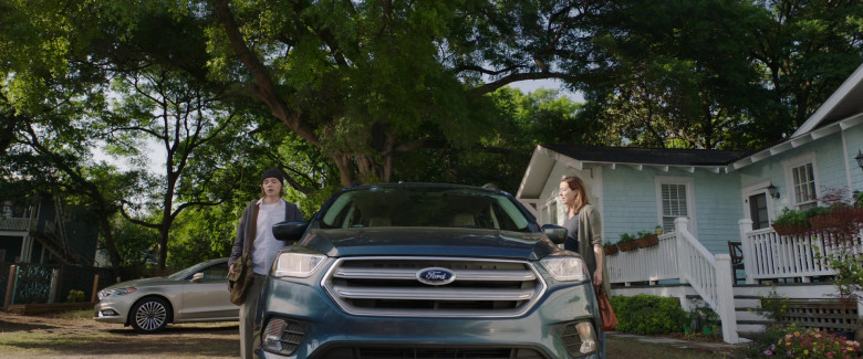 Ford Escape Car of Molly Parker as Beth in Words on Bathroom Walls (2020)