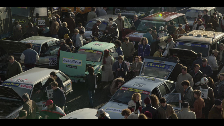 Goodyear and Esso in The Crown S04E04 Favourites (2020)