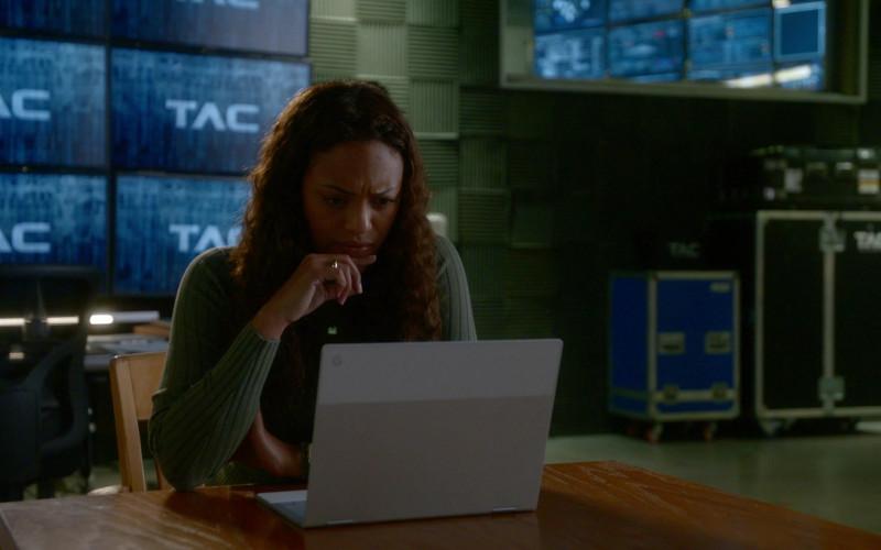 Google Chromebook Laptop in Bull S05E02 The Great Divide (2020)