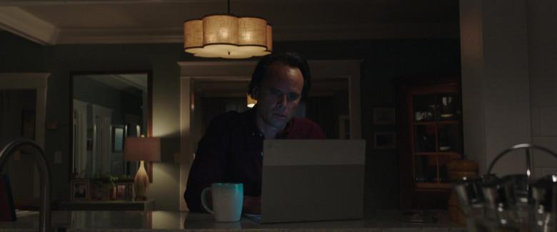Google Chromebook Laptop of Walton Goggins as Paul in Words on Bathroom Walls Movie (2)