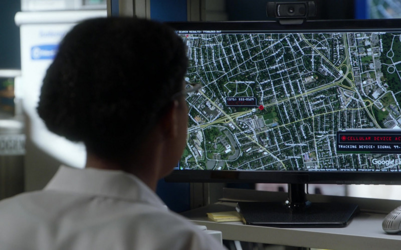 Google Earth in NCIS S18E02 (2)