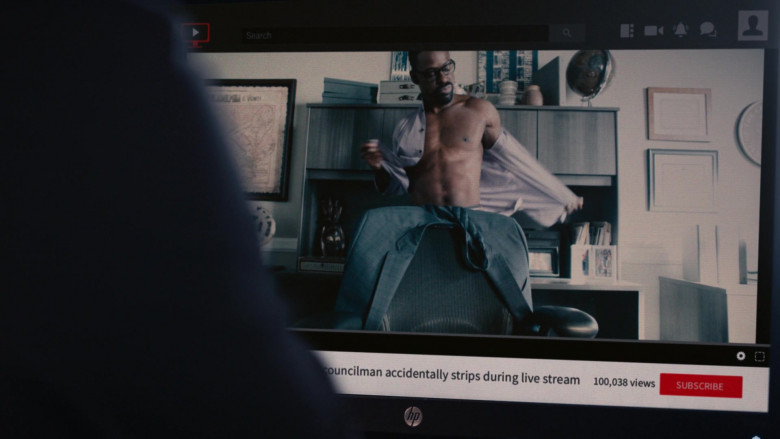 HP Monitor of Tim Jo as Jae-won Yoo in This Is Us S05E04 Honestly (2020)