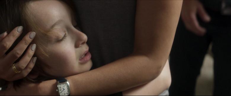 Hamilton Boulton Women's Watch of Morena Baccarin as Allison Garrity in Greenland 2020 Movie (1)