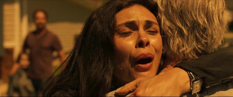 Hamilton Boulton Women's Watch of Morena Baccarin as Allison Garrity in Greenland 2020 Movie (2)
