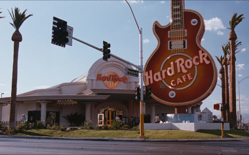 Hard Rock Cafe Restaurant in Honey, I Blew Up the Kid Movie (1)