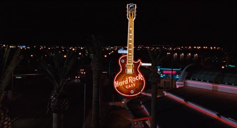 Hard Rock Cafe Restaurant in Honey, I Blew Up the Kid Movie (2)
