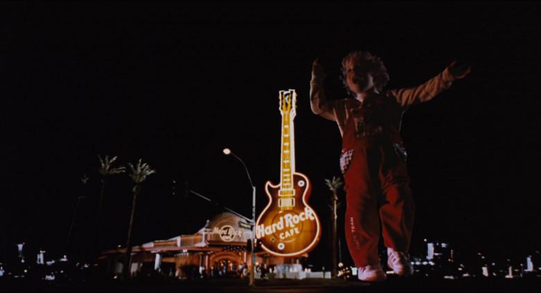 Hard Rock Cafe Restaurant in Honey, I Blew Up the Kid Movie (4)