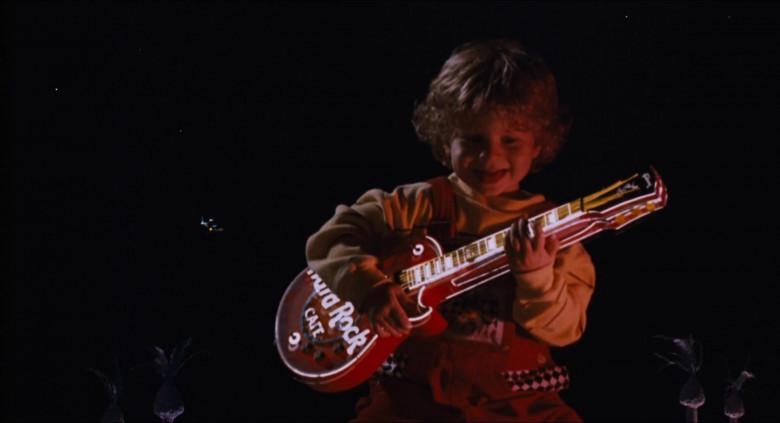 Hard Rock Cafe Restaurant in Honey, I Blew Up the Kid Movie (5)