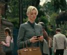 Hermes Birkin Brown Bag of Elizabeth Debicki as Katherine 'K...