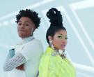"Iceberg Jacket of Nicki Minaj in ""What That Speed Bout?!"" by..."