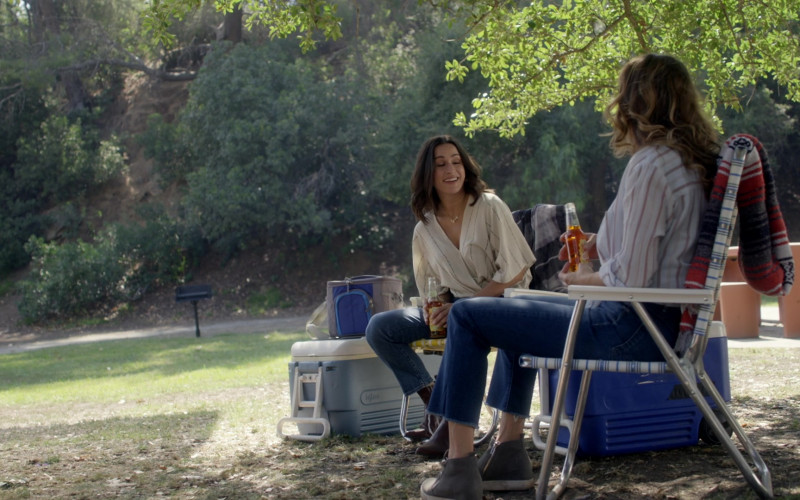 Igloo Coolers in Station 19 S04E02 (1)