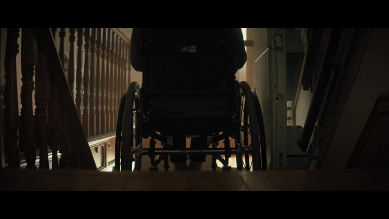 JAY J3 Wheelchair of Kiera Allen as Chloe Sherman in Run Movie (1)