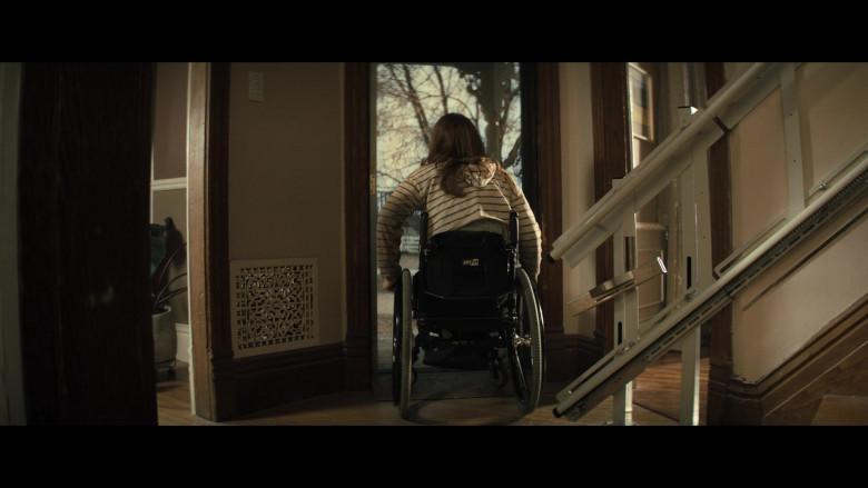 JAY J3 Wheelchair of Kiera Allen as Chloe Sherman in Run Movie (2)