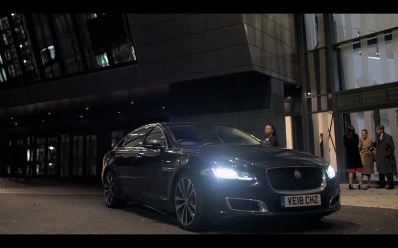 Jaguar XJL Car in Industry S01E06 Nutcracker (2020)