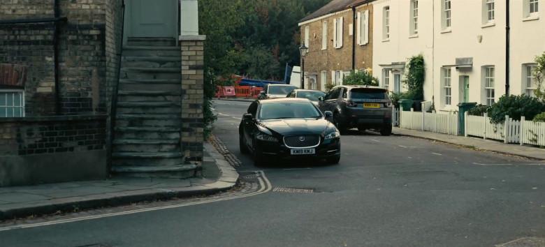 Jaguar XJL Car in Tenet Movie (1)