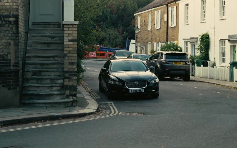 Jaguar XJL Car in Tenet Movie (1)