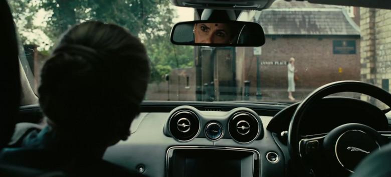Jaguar XJL Car in Tenet Movie (2)