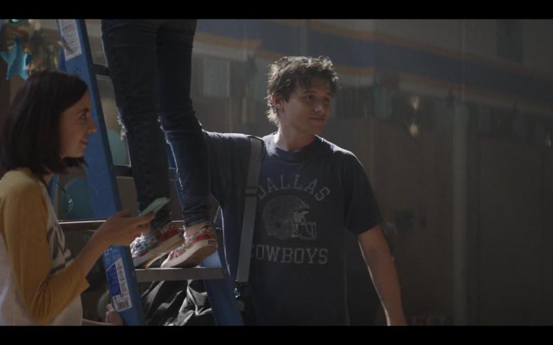 Keds Women's Floral Shoes in A Teacher S01E03 (2020)