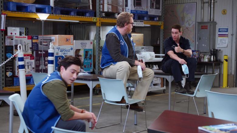 KitchenAid, Oster, Breville, Graco in Superstore S06E03 Floor Supervisor (2020)