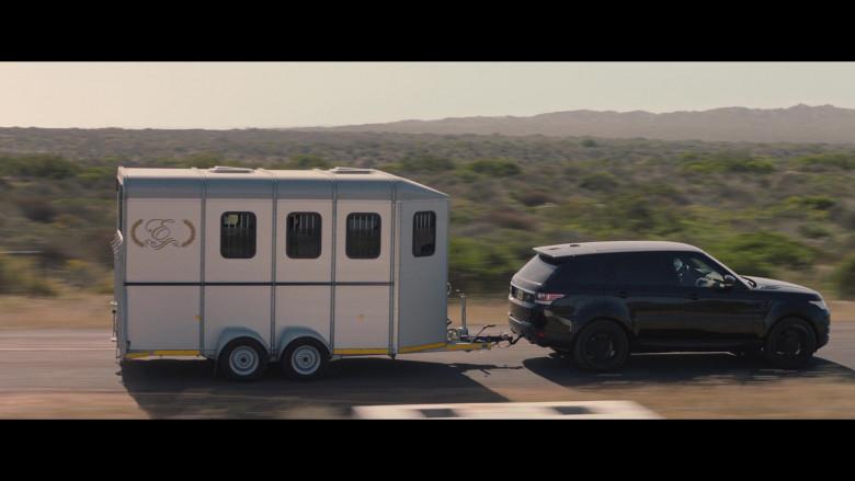 Land Rover Range Rover Sport Car in Black Beauty (2020)