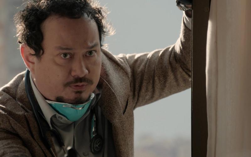 Littmann Stethoscope of Michael Braun in The Blacklist S08E01 Roanoke (2020)