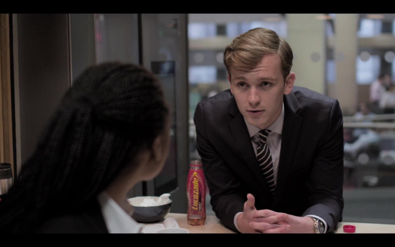 Lucozade Energy Drink of Harry Lawtey as Robert in Industry S01E05