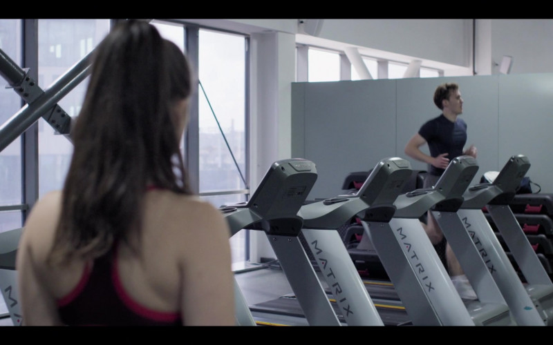 Matrix Fitness Treadmills in Industry S01E03 Notting Hill (2020)
