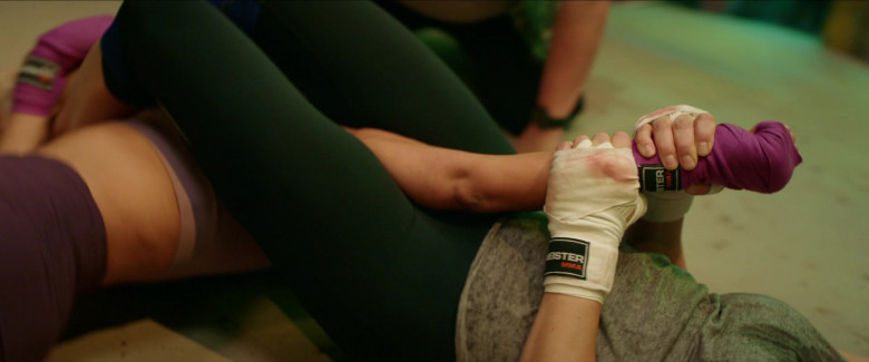 Meister MMA Hand Wraps of Malin Åkerman as Anna in Chick Fight Movie (1)