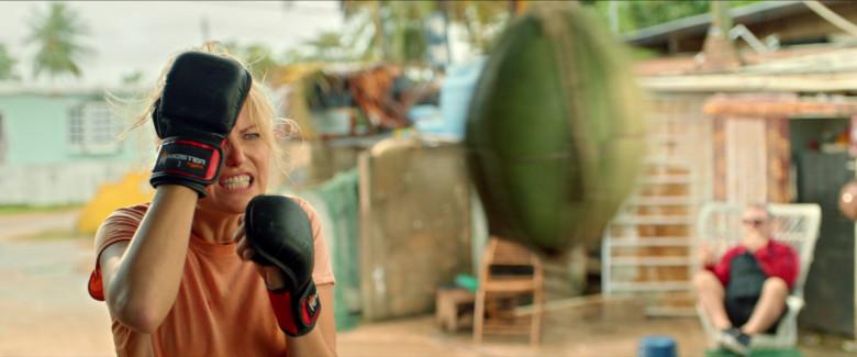 Meister MMA Training Gloves of Malin Åkerman as Anna in Chick Fight Movie (1)