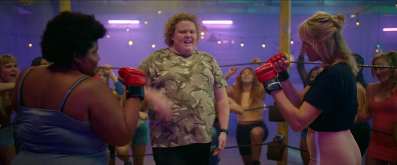 Meister MMA Training Gloves of Malin Åkerman as Anna in Chick Fight Movie (2)