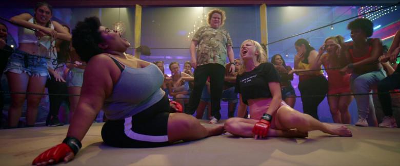 Meister MMA Training Gloves of Malin Åkerman as Anna in Chick Fight Movie (3)