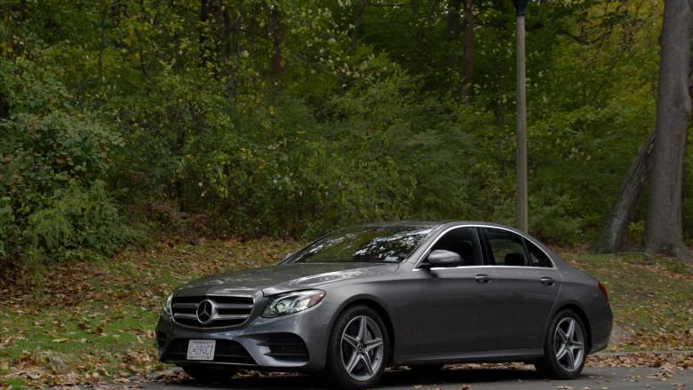Mercedes-Benz E-Class (E300) Car in The Blacklist S08E02 (2)