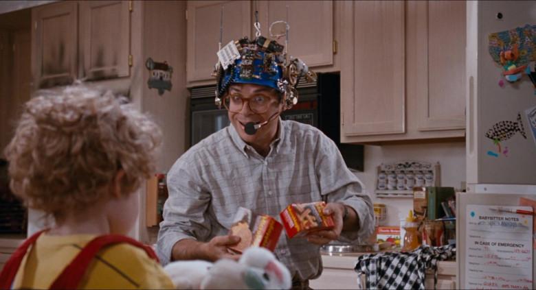 MicroMagic Food Held by Rick Moranis as Wayne Szalinski in Honey, I Blew Up the Kid (1)